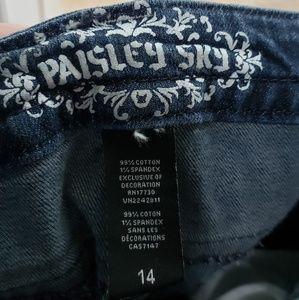 Paisley Sky Jeans - Jeans